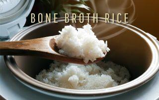 Bone Broth Rice