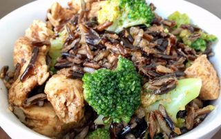 Chicken Broccoli and Rice Recipe