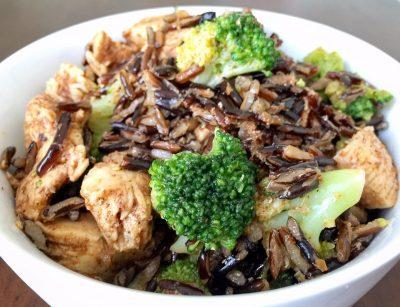 Chicken Broccoli and Rice Recipe