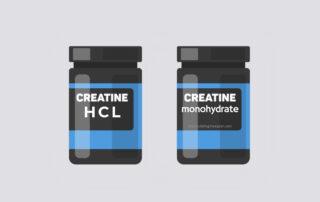 Creatine HCL vs Monohydrate
