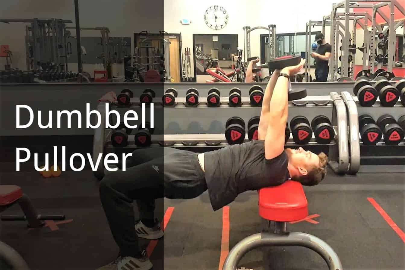 Dumbell Pullover Exercise