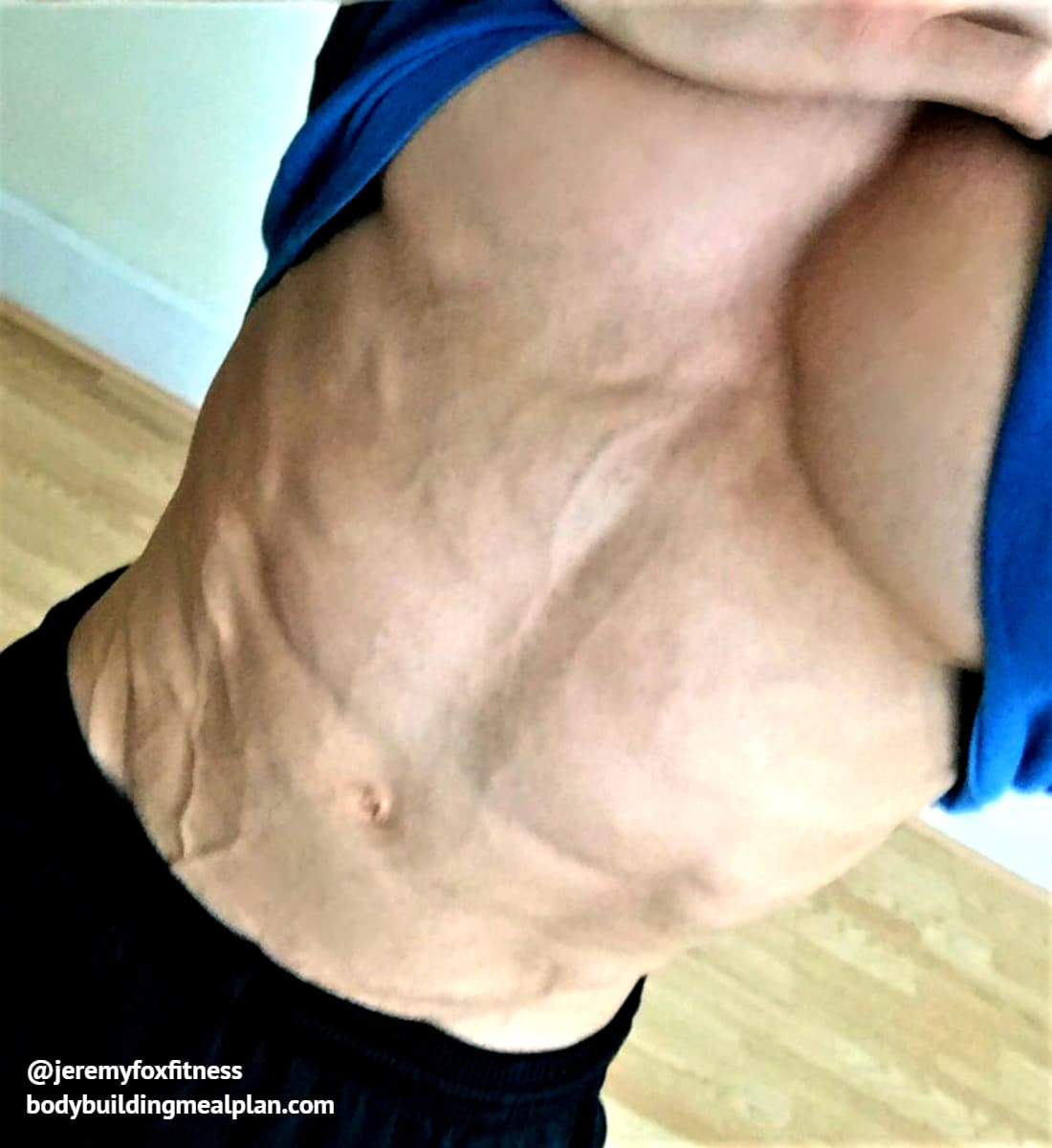 How To Make Your Veins Show Big Meal