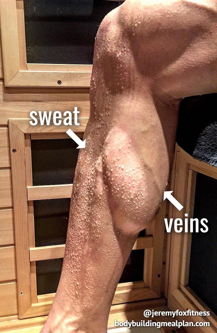 How To Make Your Veins Show Sauna