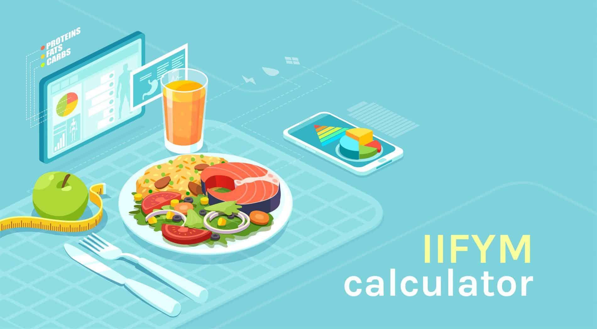 IIFYM calculator