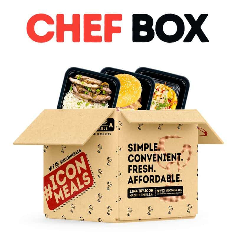 Icon Meals Chef Box