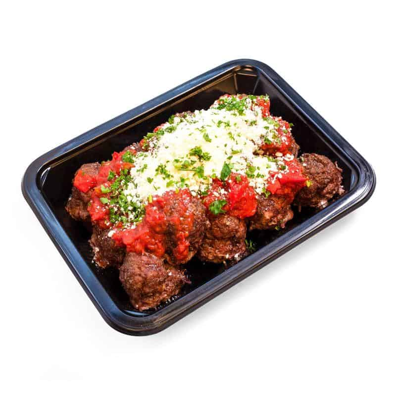 Icon Meals Meatballs