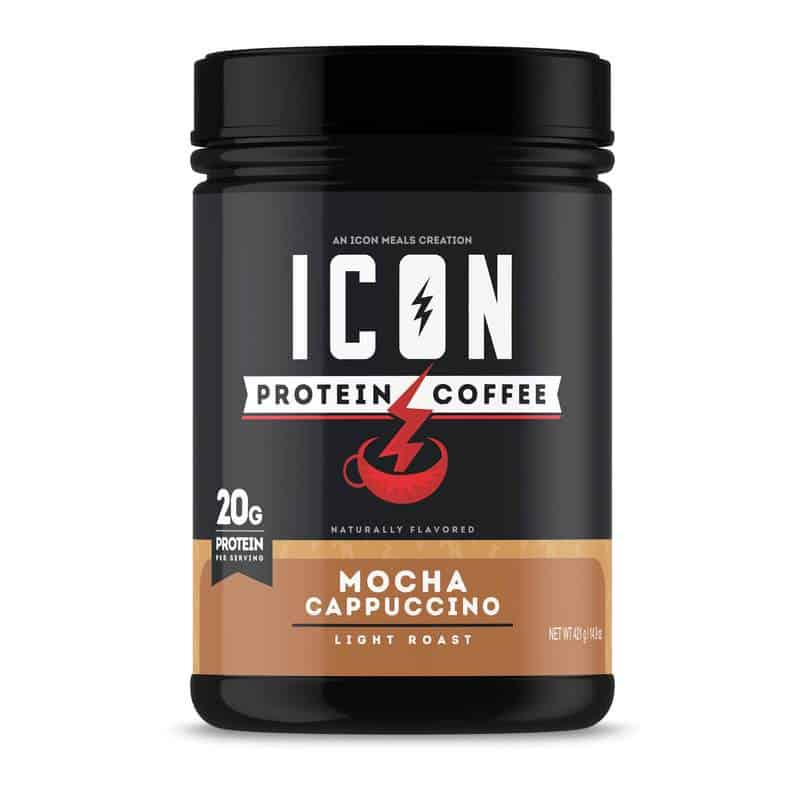Icon Meals Protein Coffee