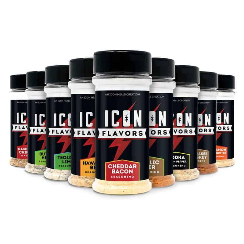 Icon Meals Seasoning