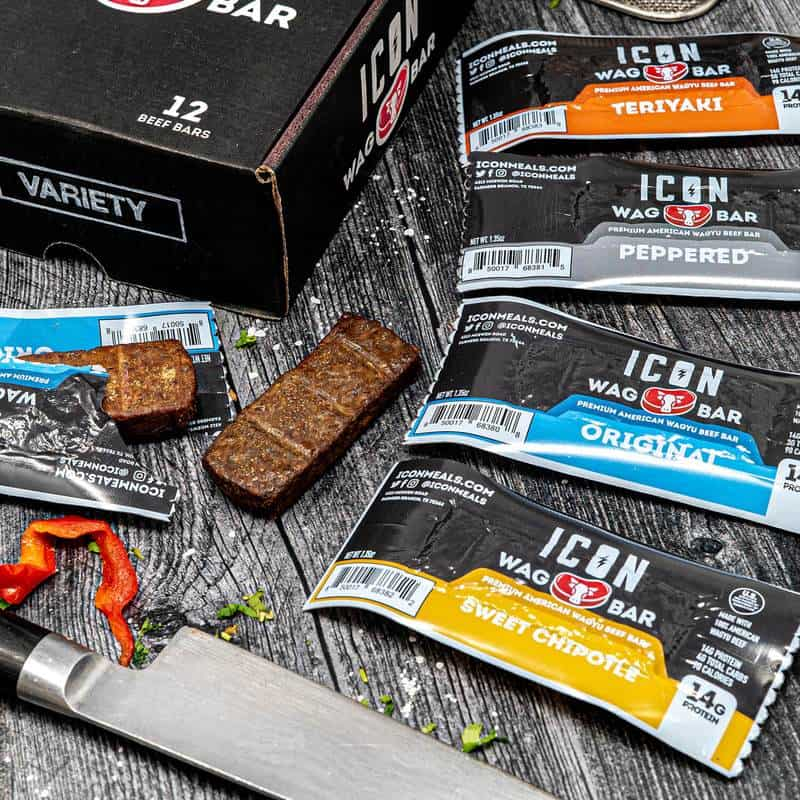 Icon Meals Wagyu Beef Bar