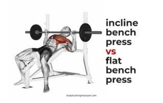 Incline Bench Press vs Flat Bench Press