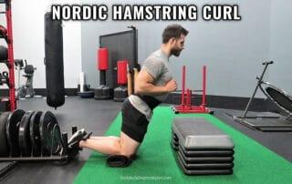 Nordic Hamstring Curl