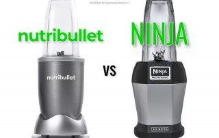 NutriBullet vs Ninja