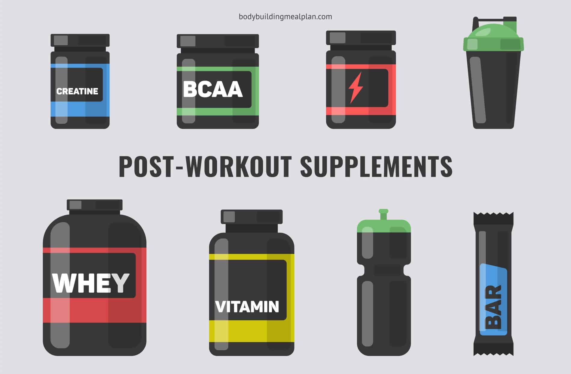Post Workout Supplements