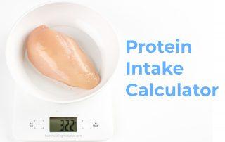 Protein Intake Calculator