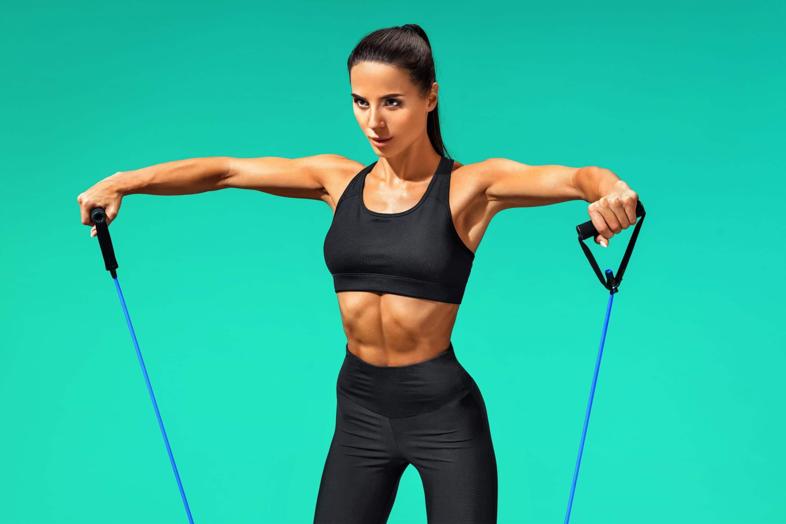 Resistance Band Shoulder Exercises