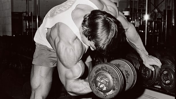Single Arm Dumbbell Spider Curls