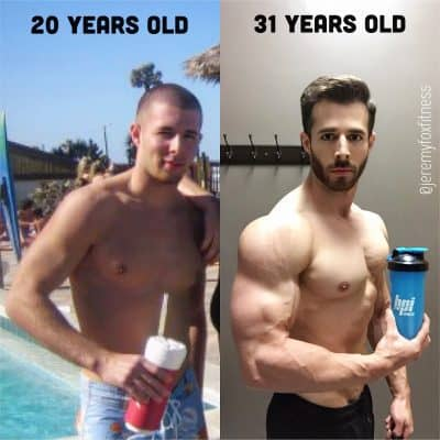 how long does it take to build muscle
