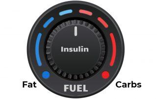 insulin knob