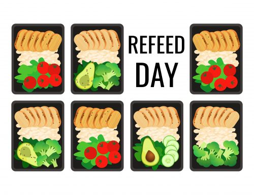 How to Use a Refeed Day to Lose Weight