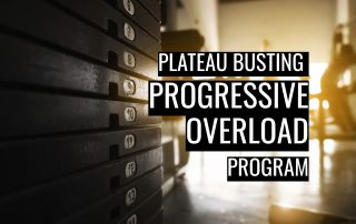 progressive overload program