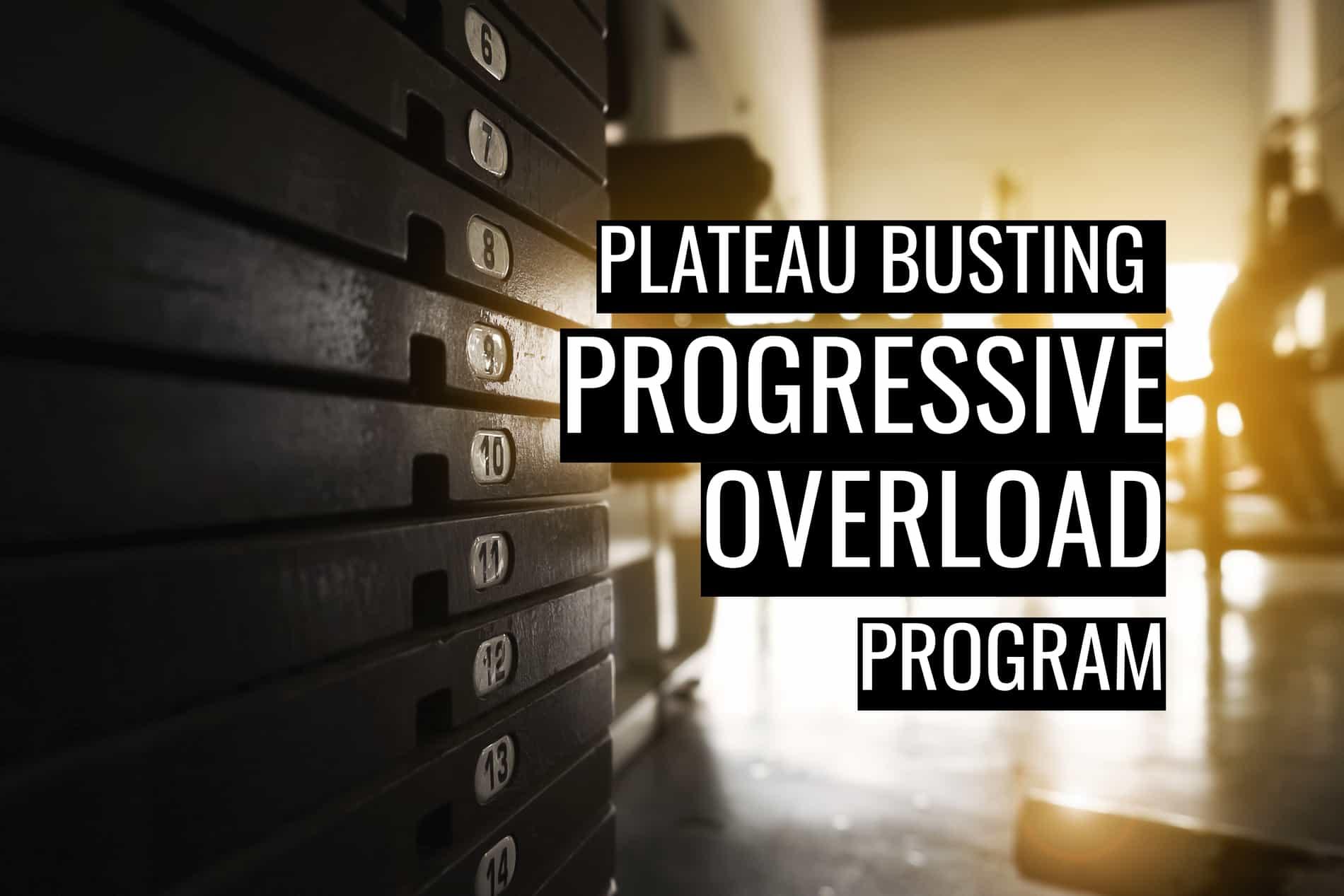 progressive overload program